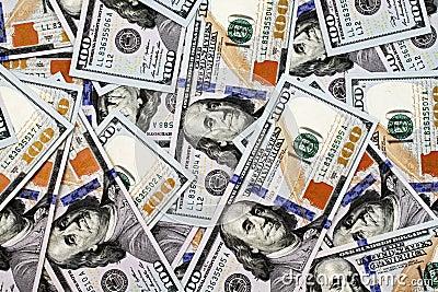 2013 U.S. Hundred Dollar Bills