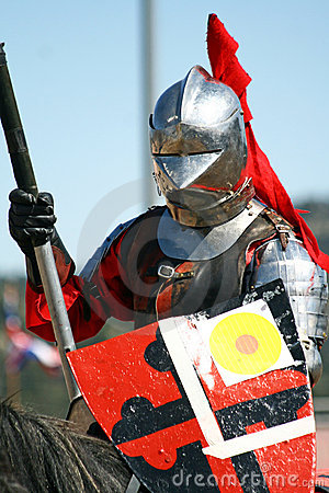 U.S./International Jousting Championship Editorial Photography