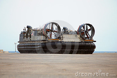 U.S. Navy LCAC Editorial Photo