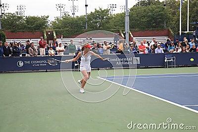 U. S. Open Tennis - Elina Svitolina Editorial Image