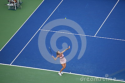 U. S. Open Tennis - Maria Sharapova Editorial Photography