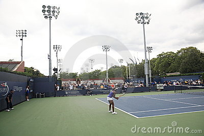 U.S. Open Tennis - Sloan Stephens Editorial Stock Image