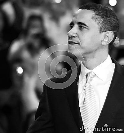 Free U.S. President Barack Obama Stock Image - 6813701