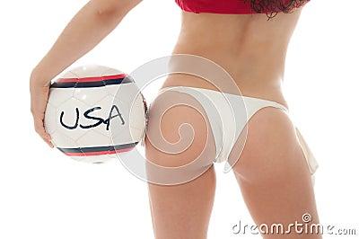 U.S.A Shorts