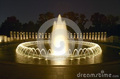 U.S. World War II Memorial Editorial Photo