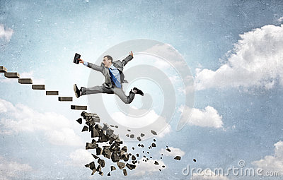 rise run speed staircase stairs stairway start step success up