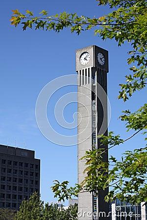 UBC Clocktower, Vancouver