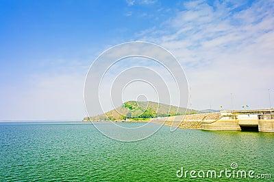 Ubolrat dam, Thailand