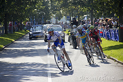 UCI Road Race World Championship for Elite Men on Editorial Image