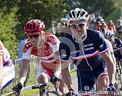 UCI Road Race World Championship for Elite Men Editorial Photo