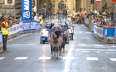 Uci road world championship, september 2013 Editorial Stock Image