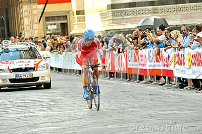 The 2013 UCI Road World Championships in Florence, Tuscany, Italy Editorial Image