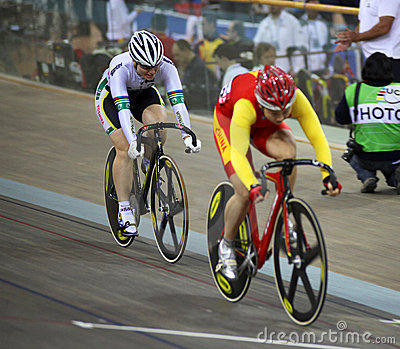 UCI World Cup Classics cycling event Editorial Stock Photo