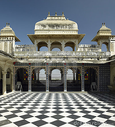 Udaipur City Palace - Rajasthan - India
