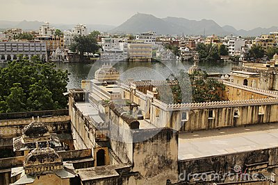 Udaipur, north India