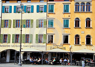 Udine, Italy Editorial Image
