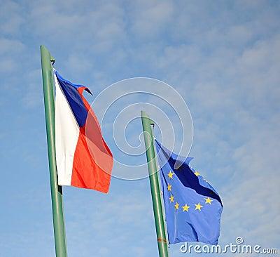 UE y indicadores checos