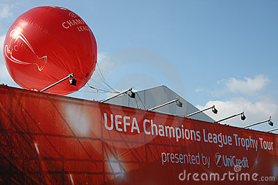 UEFA Editorial Image