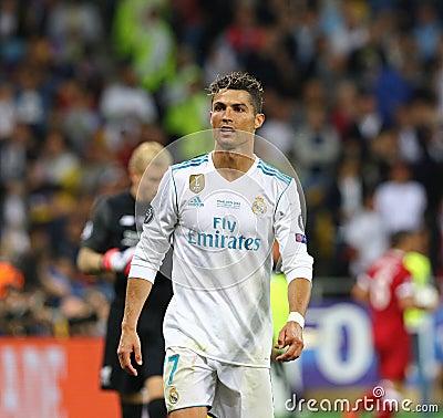 Free UEFA Champions League Final 2018 Real Madrid V Liverpool Stock Image - 123863021