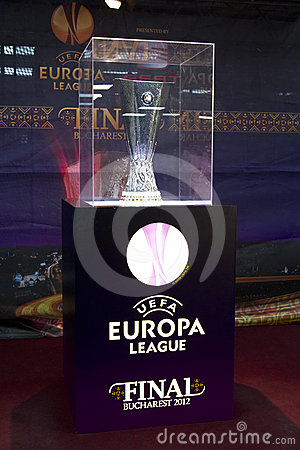 UEFA cup Editorial Stock Photo
