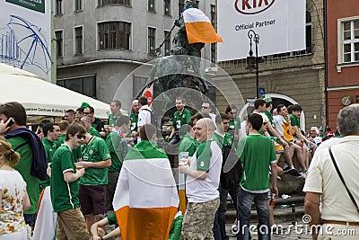 Uefa Euro 2012 Editorial Photography