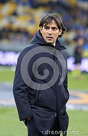 Free UEFA Europa League: FC Dynamo Kyiv V SS Lazio Royalty Free Stock Image - 113840016