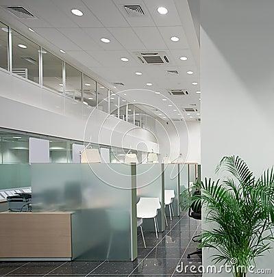 ufficio della banca immagini stock libere da diritti