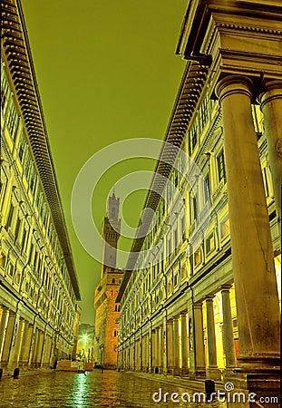 Uffizi-Firenze,Italy