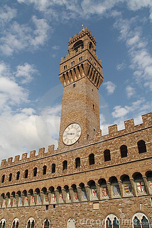Uffizi Gallery s Tower