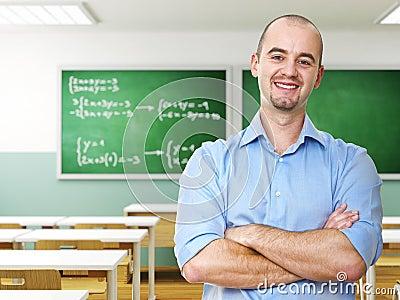 Ufny nauczyciel