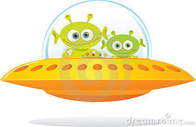 UFO Royalty Free Stock Photos - Image: 9543648