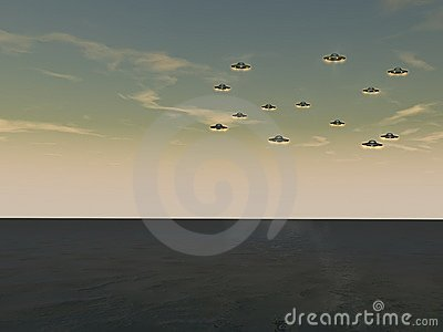 UFO - Unidentified Flying Object
