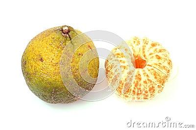 Ugli Fruit Also Called Uniq Fruit