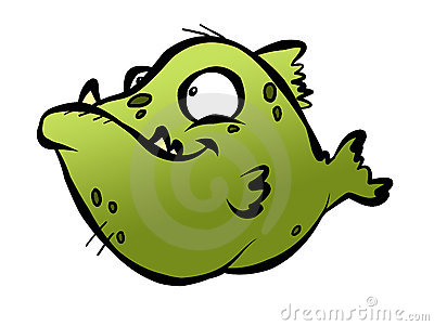 Ugly Fish Royalty Free Stock Photo Image 4236865