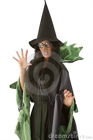 Free Ugly Witch Stock Photography - 6712962
