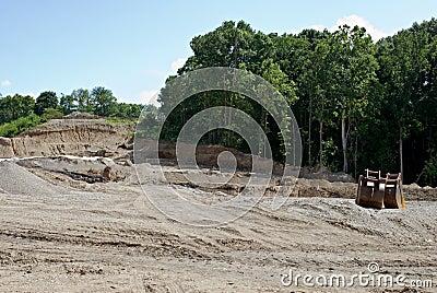 Uitgraving