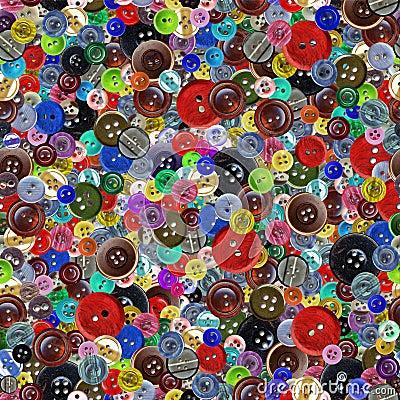 Uitstekend knopen naadloos patroon