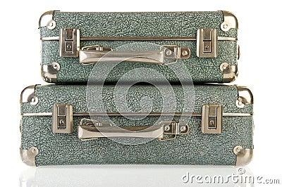 Uitstekende koffers