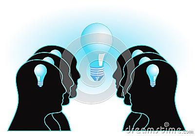 Uitwisseling van ideeën