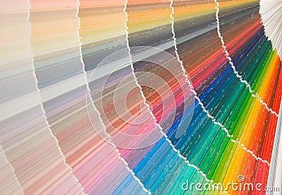 Układ scalony farba