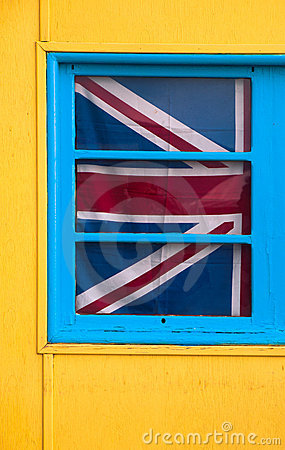 σημαιοστολίστε το UK