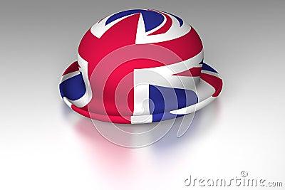 UK Bowler hat