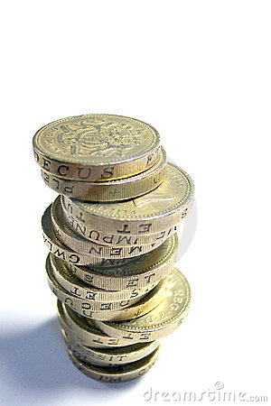 Free Uk Coins Stock Images - 9554