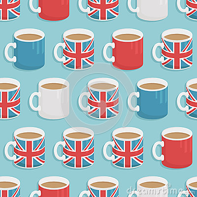 Uk mug pattern