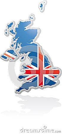 UK placard