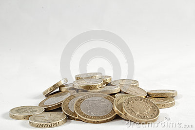 Uk Pound Coins