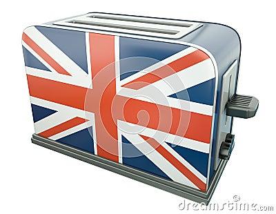 UK toaster
