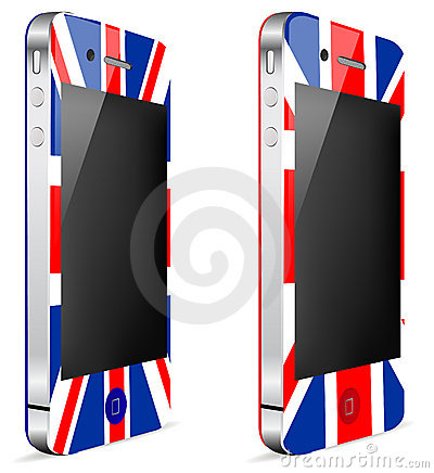 Uk touch phone