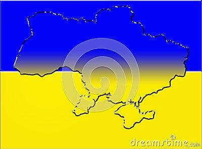 Ukraine country