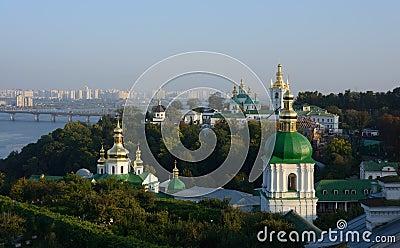 Ukraine, kiev, Lavra, Dnepr